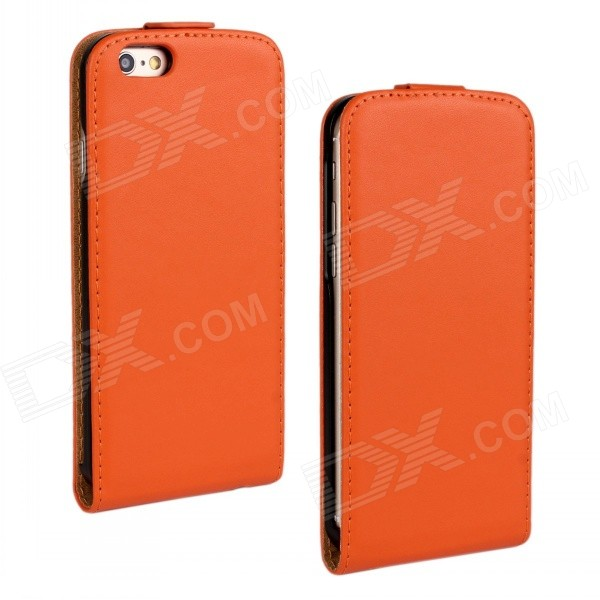 все цены на Business Style Protective Top Flip-Open Case Cover for IPHONE 6 4.7