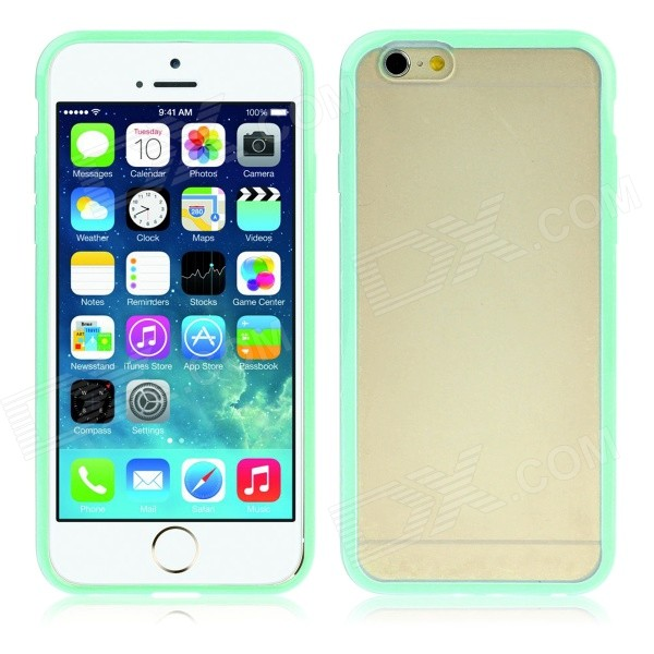 Protective TPU Back Case for IPHONE 6 / 6S - Light Green