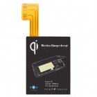 Qi Wireless Charging Module + NFC IC Chip for LG G3, D855, D830, D851, LS990, VS985 - Black