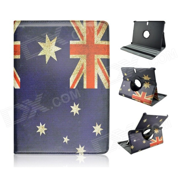 UK Flag Pattern 360' Rotary Protective PU Case w/ Stand for Samsung Galaxy Tab S 10.5 T800 uk flag pattern 360 rotary protective pu case w stand for samsung galaxy tab s 10 5 t800