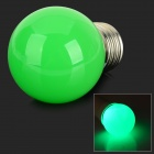 MLSLED MLX-SD-CP-N romantischen Stil E27 1W 120lm 560nm 3-SMD 3528 LED Green Holiday Bulb - Grün