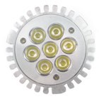 7W 7-LED E27 Light Bulb 110V
