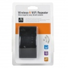 Wireless 2.4GHz 300Mbps Network Amplifier Wi-Fi Repeater w/ WPS