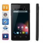 "iNew U1 4.0"" Capacitive Android 4.4 Dual-Core 3G Cell Phone w/ 4GB ROM"