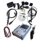"DSO1060 5.7"" LCD 60MHz 2-Channel Handheld Scopemeter Oscilloscope with USB Host/Device"