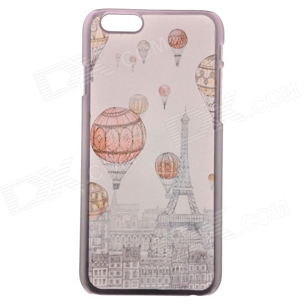 "Paint Balloons Chasing for Love Pattern PC Protective Back Case for IPHONE 6 4.7"" / 6S"