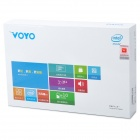 VOYO WinPad A1s 1.33GHz 10,1 '' Quad-Core Win 8 Tablet PC met 2 GB RAM, 32 GB ROM, Wi-Fi-Zilver