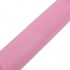 Bike Bicycle MTB  Rubber Handlebar Grips - Pink