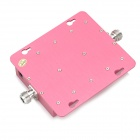 Mini CDMA 1920~1980MHz Cell Phone Signal Amplifier - Deep Pink (US Plugs)