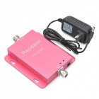 Mini CDMA 1920 ~ 1980MHz Cell Phone Signal Amplifier - Deep Pink (US Plugger)