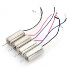 H1-04 Replacement Iron Motors for H1-04 R/C Quadcopter - Silver (4 PCS)