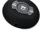 H-366 Bluetooth V4.0 1-to-2 Music Receiver + Car Charger - Black