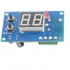 "0.56"" Display Numerical Control Intermittent Module - Blue"