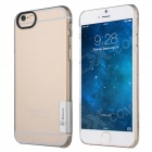 "Baseus Plastic Back Cover Case for IPHONE 6 4.7"" - Transparent + Silver"