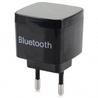 BTR108 Bluetooth V3.0 Music Audio Receiver w/ EU Plug - Black