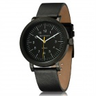 Genuine Bergmann 1965 Men's Classic Analog Quartz Watch - Black