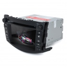 "KD-7015 7 ""Android Dual-Core 3G Car DVD-speler w / 1GB RAM / 8GB Flash / GPS / Wi-Fi voor Toyota RAV4"