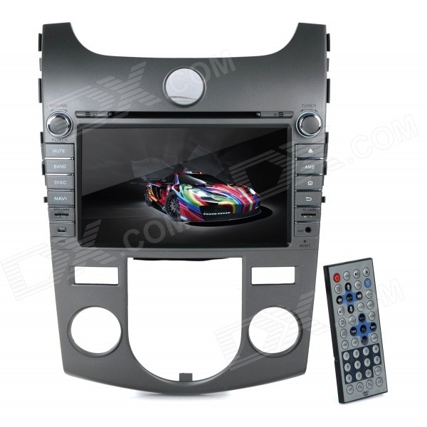 KD-8045(AT) 8 Android Dual-Core 3G Car DVD Player w/ 1GB RAM / 8GB Flash / GPS / Wi-Fi for Forte планшет prestigio multipad grace 3118 pmt31183gccis black mediatek mt8321 1 2 ghz 1024mb 8gb wi fi bluetooth cam 8 0 1280x800 android