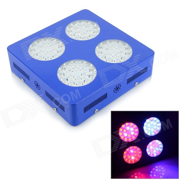 MFC-FC216 216W 3600lm 72-LED Red + Blue Light Plant Growth Lamp - Blue (AC 85~265V) 4pcs lot 72leds 216w full spectrum led grow light ac85 265v ufo led plant lamp red blue uv ir indoor grow tent lighting