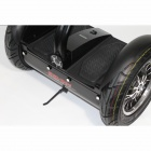 ES-02 Dual-Wheel Self-Balancing Electric Scooter / Vehicle w/ Remote Controllers - Black (US Plugs)