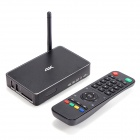 EU M-195 Dual-Core Android 4.4 Google TV Player w/ 1GB RAM, 8GB ROM, Wi-Fi, H.265 Decoding, US Plug