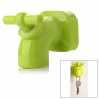 Mini Cute Faucet Style Magnet Key Holder - Green
