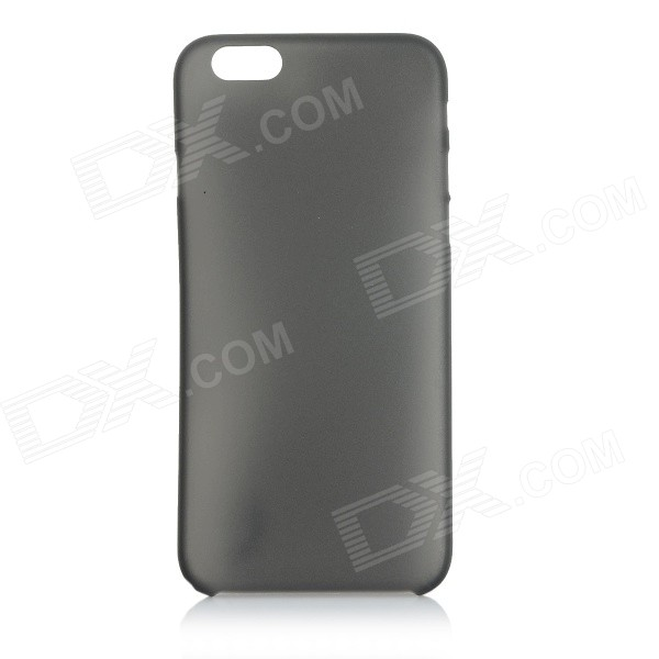 Ultra-thin Protective 0.2mm PP Back Case Cover for IPHONE 6 - Black