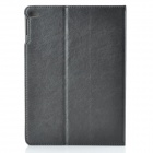 Flip-Open de protection en PU w ​​/ Card Slot / support pour iPad AIR 2 - Noir