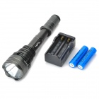 TrustFire ST-50 SST-50 5-Mode 1300-Lumen Memory LED Flashlight (2*18650)