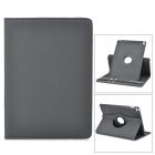 Protective TPU Case w/ Card Slot / 360 Degree Rotational Stand for IPAD AIR 2 - Black