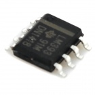 Low Power Voltage Comparators - Black (20 PCS)
