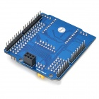Waveshare DIY IO Expansion Shield for Arduino - Blue (Works with Official Arduino Boards)