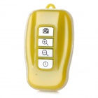 TY-103 Anti-Lost Rechargeable Wireless Bluetooth Selfile Camera Remote Shutter w/ Focus Adjustment