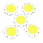 JRLED 5W 500lm 10-COB LED Cool White Light Source Modules