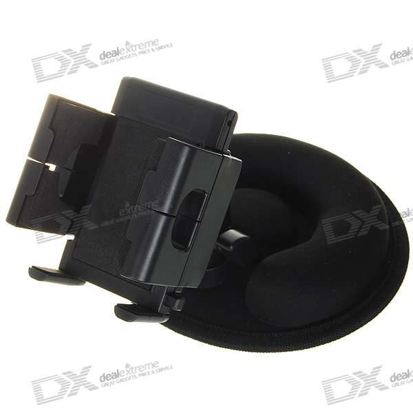Bean Bag With Universal Car Windshield Swivel Mount For PDA Cell Phones MP3 MP4 GPS