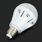 E27 7W 560lm 29-SMD 2835 LED Cool White Light Bulb - White (170~260V)