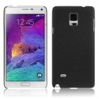 ENKAY Protective Plastic Back Case for Samsung Galaxy Note 4 N9100 - Black