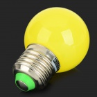 MLSLED MLX-SD-CP-HU E27 1W 120lm 3-SMD 3528 LED Warm White Holiday Light Bulb - Yellow