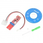 M.2 NGFF to 19Pin Adapter Card w/ Screwdriver Set - Red + Blue