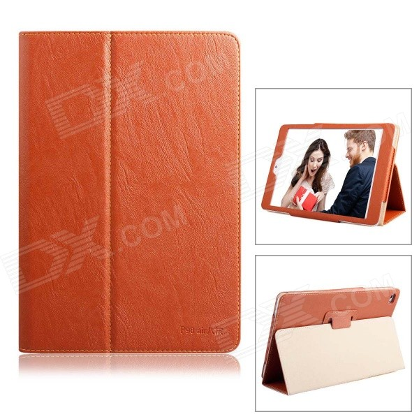 все цены на Protective PU Leather Case for Teclast  P98 AIR - Brown