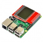 CPU Memory Mini Screen Module 84 x 48 PCD8544 Matrix LCD Shield w/ Backlight for Raspberry Pi B+ / B