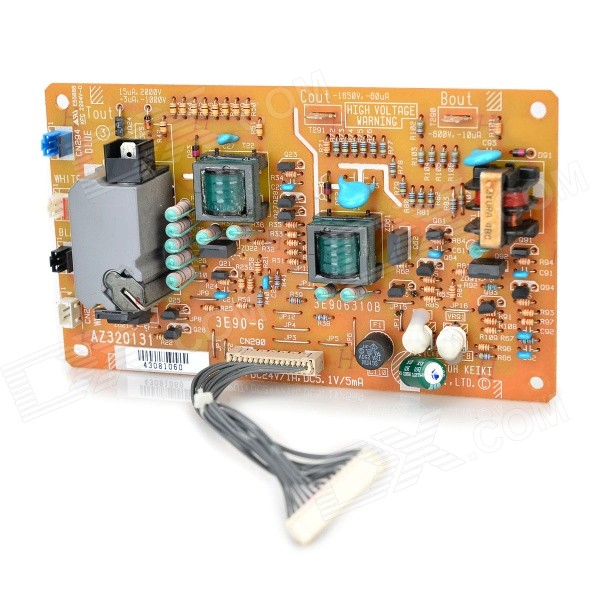PCB Circuit Board for Copier 2015 / 2018 - Green + Brown - DXOther Accessories<br>Color custom10000 Brand liguang Model N/A Quantity 1 Piece Material PCB English Manual / Spec No Packing List 1 x Board (13cm cable)<br>