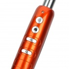 TY-104 Handheld Bluetooth v3.0 Selfie Remote Monopod for iOS / Android Phone - Orange + Black