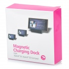 Magnetic Charging Dock + Charging Cable + 4 Slots for Xperia Z3 -Black