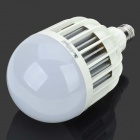 SP-Q008 E27 36W 2200lm 3000K 72-5730 SMD LED Warm White Light Bulb - White (220V)