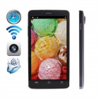 "CUBOT P10 Dual-core Android 4.2 WCDMA Bar Phone w/ 5.0"" IPS QHD, 8GB ROM, Wi-Fi, GPS - Black"