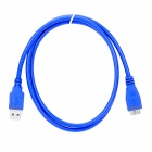 USB 3.0 SuperSpeed A Male to B Micro USB 3.0 Male Data Cable (100CM-Length)