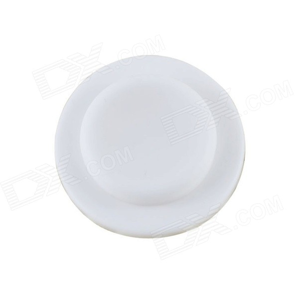 Wide-Caliber Leak Proof Baby Bottle Sealing Disc for Breast Milk Preservation Storage - White
