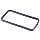 "Protective Plastic Bumper Frame Case for IPHONE 6 4.7"" - Black"