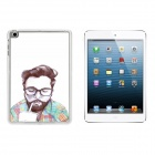 Man Drinks Coke Pattern Protective Plastic Back Case for IPAD MINI 1 / 3 / RETINA IPAD MINI 2